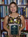 Dr. Tammy Zacchilli Earns the Distinguished Publications Award