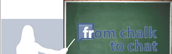 teachers and facebook